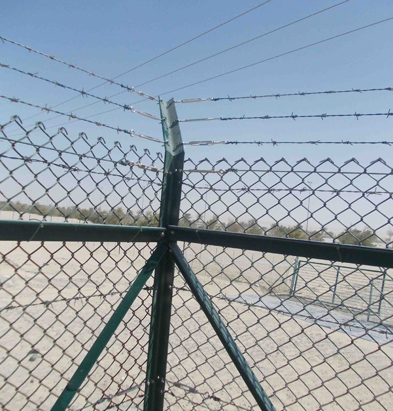 Universal Fencing Contracting Fence Chain Link Welded