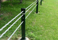 Universal Fencing Contracting, Universal,Fence,Chain link, Welded ...